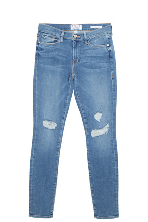 Frame Denim Women`s Le Skinny Jeans Boutique1
