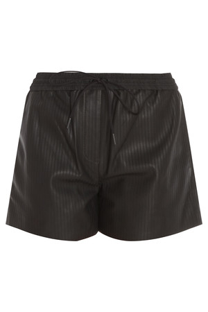 Alexander Wang Women`s Leather Pinstripe Short Boutique1