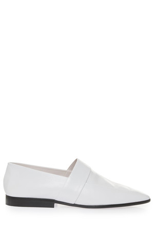 Victoria Beckham Women`s Leather Slipper Shoes Boutique1