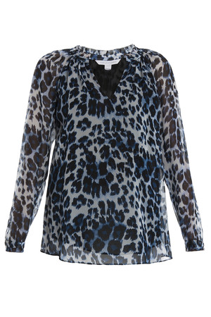 Diane Von Furstenberg Women`s Leysa Top Boutique1