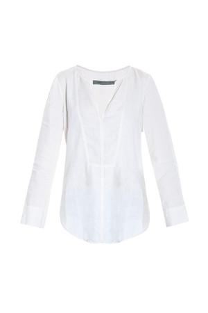 Raquel Allegra Women`s Linen Blouse Boutique1