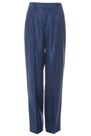 3.1 Phillip Lim Women`s Linen Mix Wide Leg Pant Boutique1