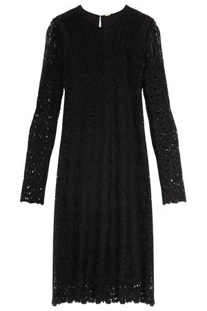 Adam Lippes Women`s Lk12 Ls Lace Dress Boutique1
