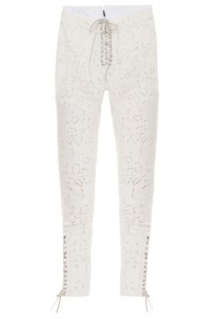 Isabel Marant Women`s Lk8 Isola Lace Skinny Pant Boutique1