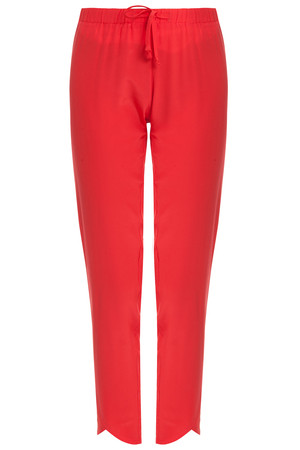 Lna Women`s Lucas Silk Pant W/ Stripe Boutique1