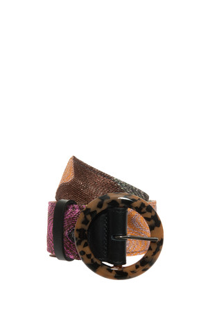 Missoni Women`s Lurex Belt Boutique1