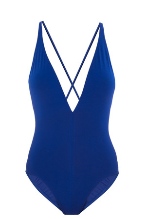 Proenza Schouler Women`s Maillot Swimsuit Boutique1