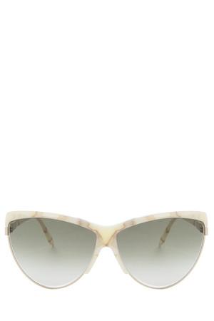 Victoria Beckham Women`s Marble Cateye Sunglasses Boutique1
