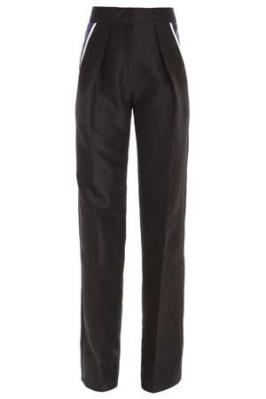 Roksanda Women`s Marlow Silk Pant Boutique1