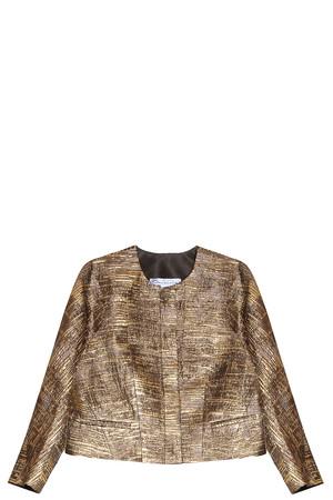 Oscar De La Renta Women`s Mattlase Jacket Boutique1