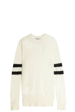 T By Alexander Wang Women`s Merino Sweater Boutique1