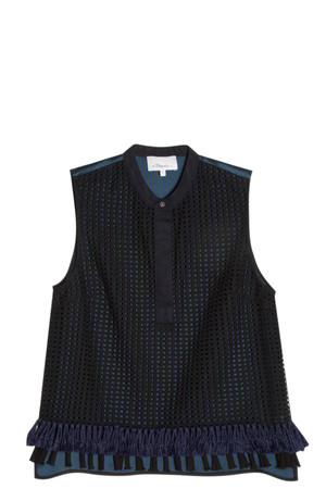 3.1 Phillip Lim Women`s Mesh Shirt Boutique1