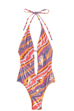 Missoni Women`s Metallic Swimsuit Boutique1