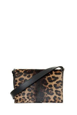 Victoria Beckham Women`s Mini Leopard Shoulder Bag Boutique1