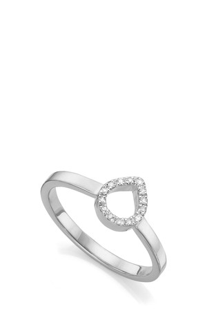 Mini Naida Diamond Ring