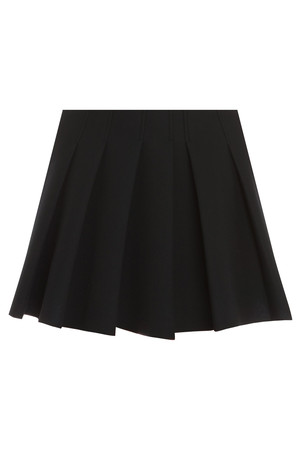 Alexander Wang Women`s Mini Pleat Skirt Boutique1