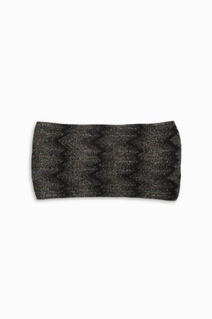 Missoni Women`s Zigzag Lam Hairband Boutique1