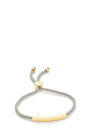 Monica Vinader Women`s Linear Friendship Bracelet Boutique1