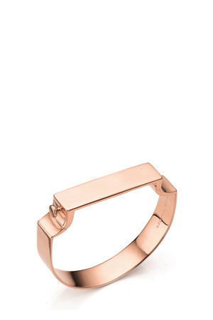 Monica Vinader Women`s Signature Wide Bangle Boutique1