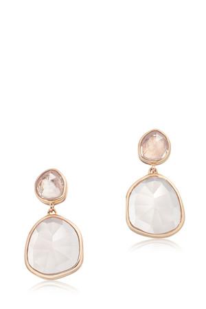 Monica Vinader Women`s Siren Drop Earrings Boutique1