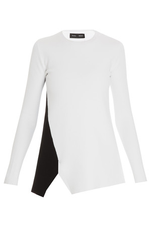 Proenza Schouler Women`s Monocrome Top Boutique1