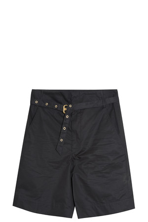 Isabel Marant Women`s Neddy Poplin Shorts Boutique1