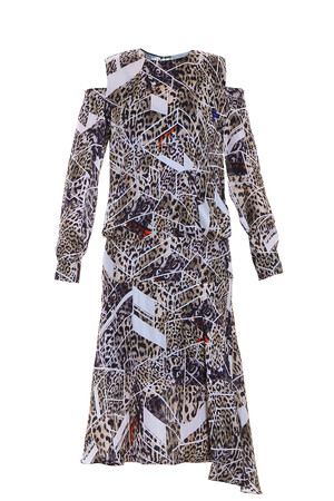 Preen By Thornton Bregazzi Women`s Octavia Dress Boutique1