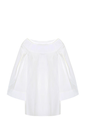 Oscar De La Renta Women`s Off-shoulder Top Boutique1