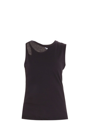 Lna Women`s Open Shoulder Tank Boutique1