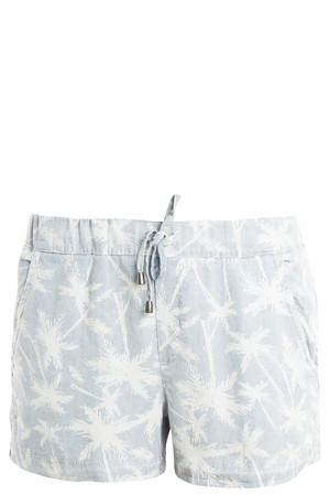 Splendid Women`s Palm Tree Shorts Boutique1