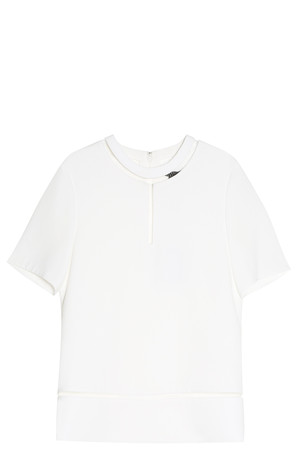 Alexander Wang Women`s Panelled Top Boutique1