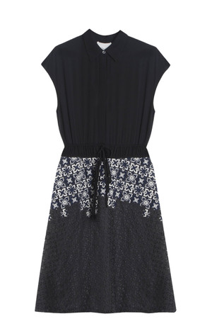 3.1 Phillip Lim Women`s Patchwork Dress Boutique1