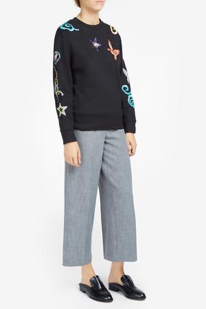 Paul Joe Women`s Elsa Embroidered Jumper Boutique1