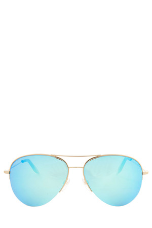 Victoria Beckham Women`s Petite Aviator Sunglasses Boutique1