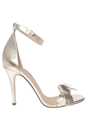 Isabel Marant Women`s Play High Heel Bow Sandal Boutique1