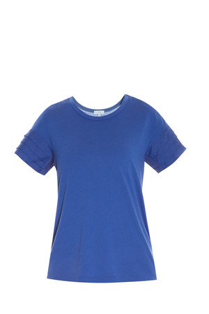 Clu Women`s Pleated T-shirt Boutique1