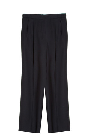 The Row Women`s Pleated Trousers Boutique1