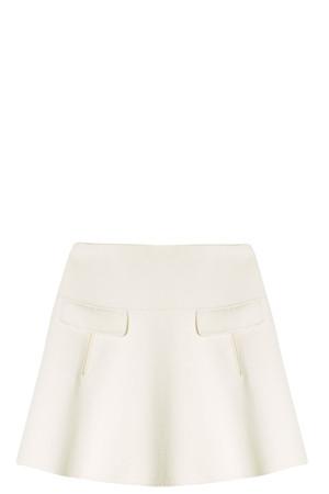 Oscar De La Renta Women`s Pocket Skirt Boutique1