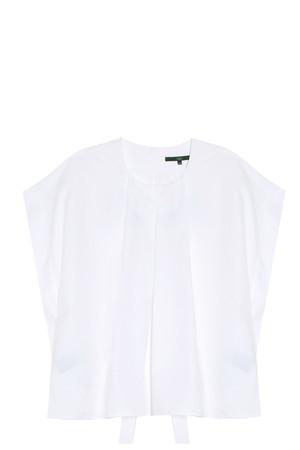 Tibi Women`s Poplin Shirt Boutique1