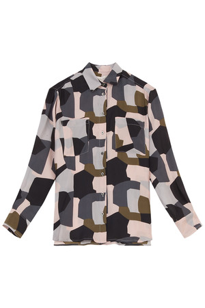 Paul Joe Women`s Printed Blouse Boutique1