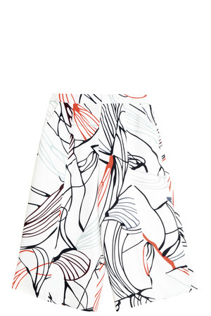 Raoul Women`s Printed Culottes Boutique1