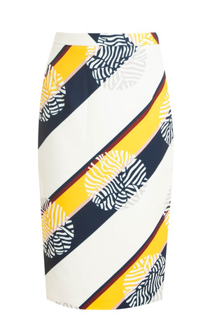 Raoul Women`s Printed Pencil Skirt Boutique1
