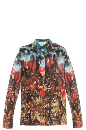 Elie Saab Women`s Printed Shirt Boutique1