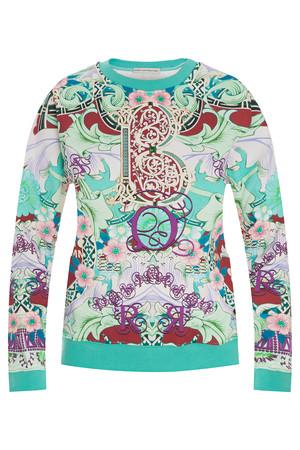 Mary Katrantzou Women`s Printed Sweatshirt Boutique1