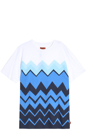 Missoni Men`s Printed T-shirt Boutique1