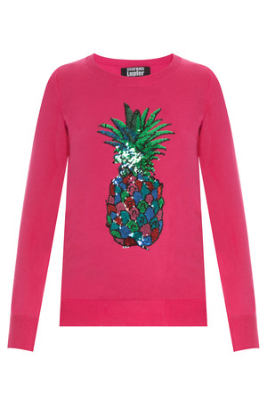Markus Lupfer Women`s Rainbow Pineapple Emma Jumper Boutique1