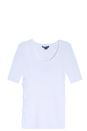 Raoul Women`s Ribbed T-shirt Boutique1