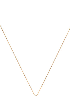 Monica Vinader Women`s Rolo Chain 15-17 Inch Boutique1