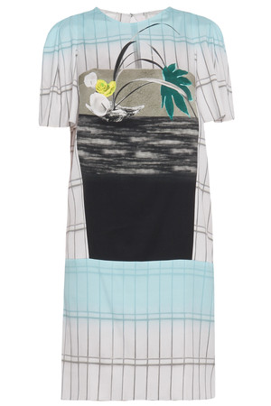 Peter Pilotto Women`s Romy Ss Printed Dress Boutique1