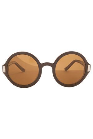 The Row Women`s Round Acetate Sunglasses Boutique1